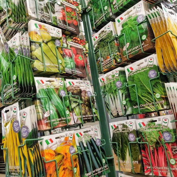 Bulbs and Seeds - available from RiceRoadGreenhouses in Ontario, Canada