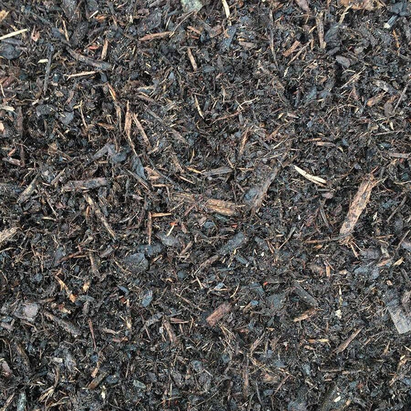 Canada Red Mulch - available from RiceRoadGreenhouses in Ontario, Canada