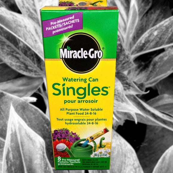 Miracle-Gro Watering Can Singles - 8-Pack