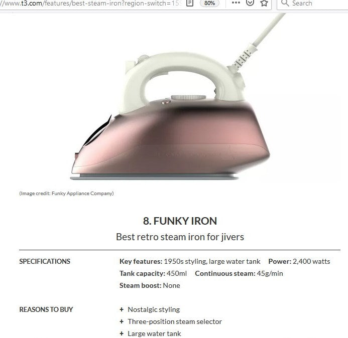 T3 BEST IRON 2020: FUNKY IRON NUMBER 8