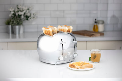 Chrome Funky Toaster Pre-Order Now For Delivery In Q4 2020 (Date to be confirmed)