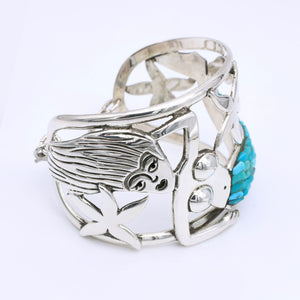 Pulsera Mermaid - Plata Luz