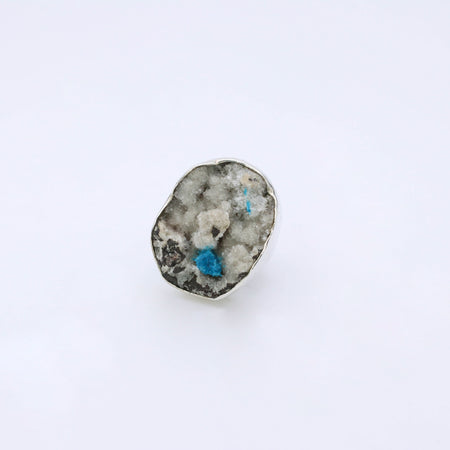 IC: ANILLO PLATA 925 KAWANSITE NATURAL