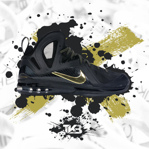 Lebron 9 P.S. Elite Away's