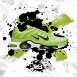 Air Max Plus Over-Branding Lime Blast