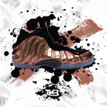 Copper Foamposite's