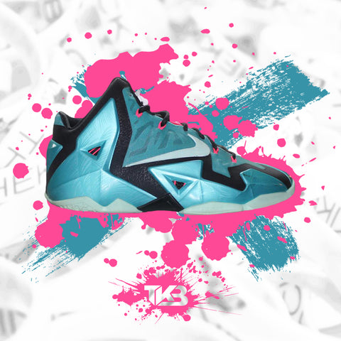 Lebron 11 South Beach's