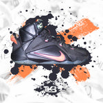 Lebron 12 Data's