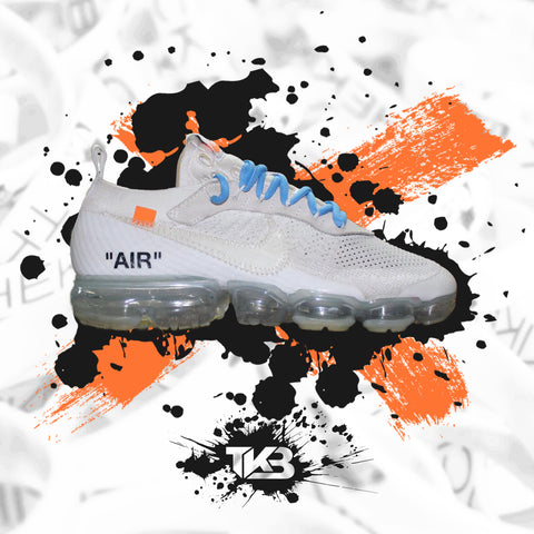 Off White Vapormax 2.0 White's
