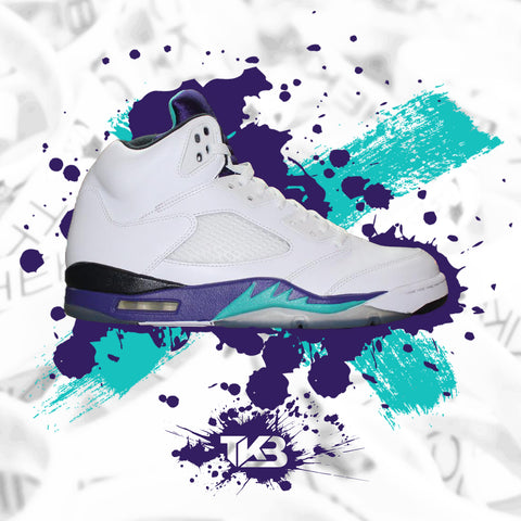 White Grape 5's