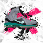 Lebron 9 P.S. Elite South Beach