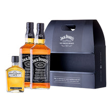 Load image into Gallery viewer, Jack Daniel's Old No.7 2X1L + Gentleman Jack 0.20L