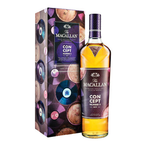 The Macallan Concept No.2 Limited Edition 0.70L