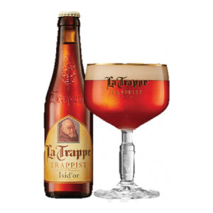 La Trappe Isidor (8 packs of 3x0.33L) expires Apr 2022