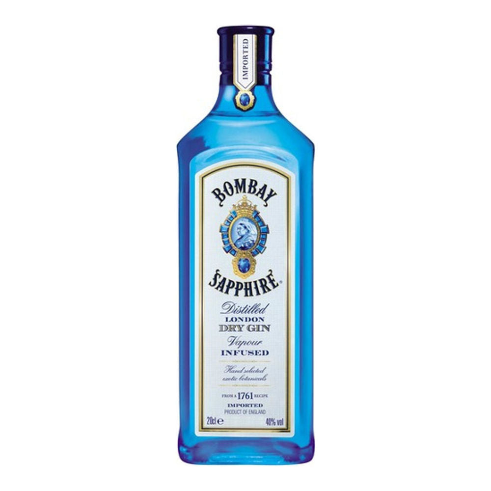 Bombay Sapphire London Dry Gin 0.2L