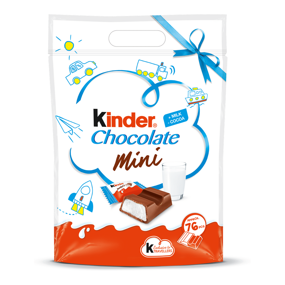 Kinder Mini Chocolate T75