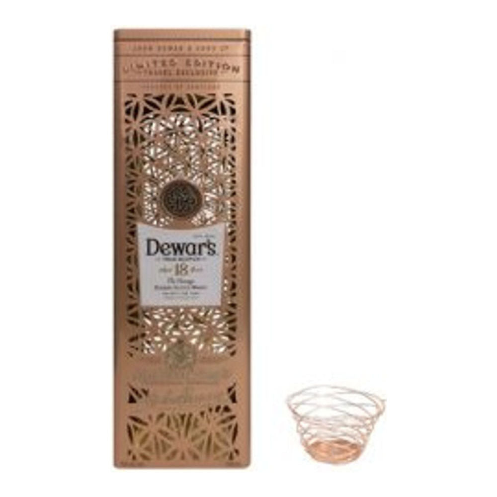 Dewar's 18 Year Old Diwali Tin 1L