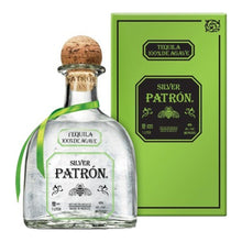 Load image into Gallery viewer, Patrón Tequila Silver  1L