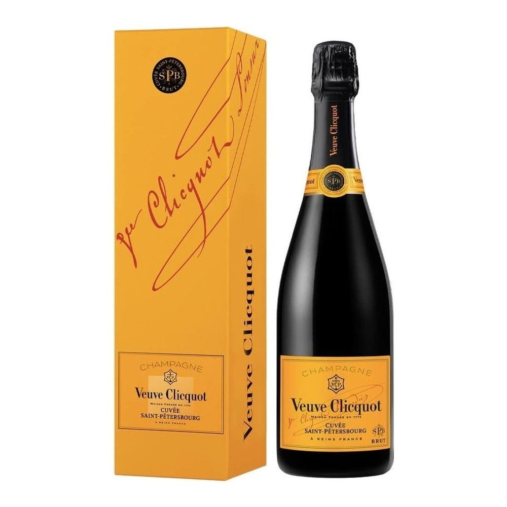Veuve Clicquot Cuvee Saint-Petersburg NV 0.75L