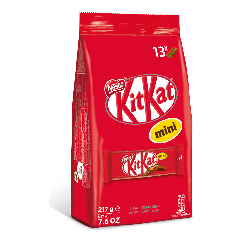 Kit Kat Mini Snack Bag