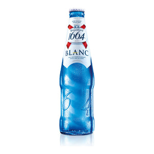 Kronenbourg 1664 Blanc (8 packs of 3 x 0.33L) expires Nov 2020