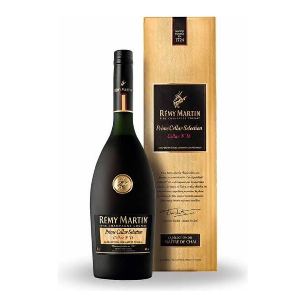 Remy Martin Prime Cellar Selection No 16 1L