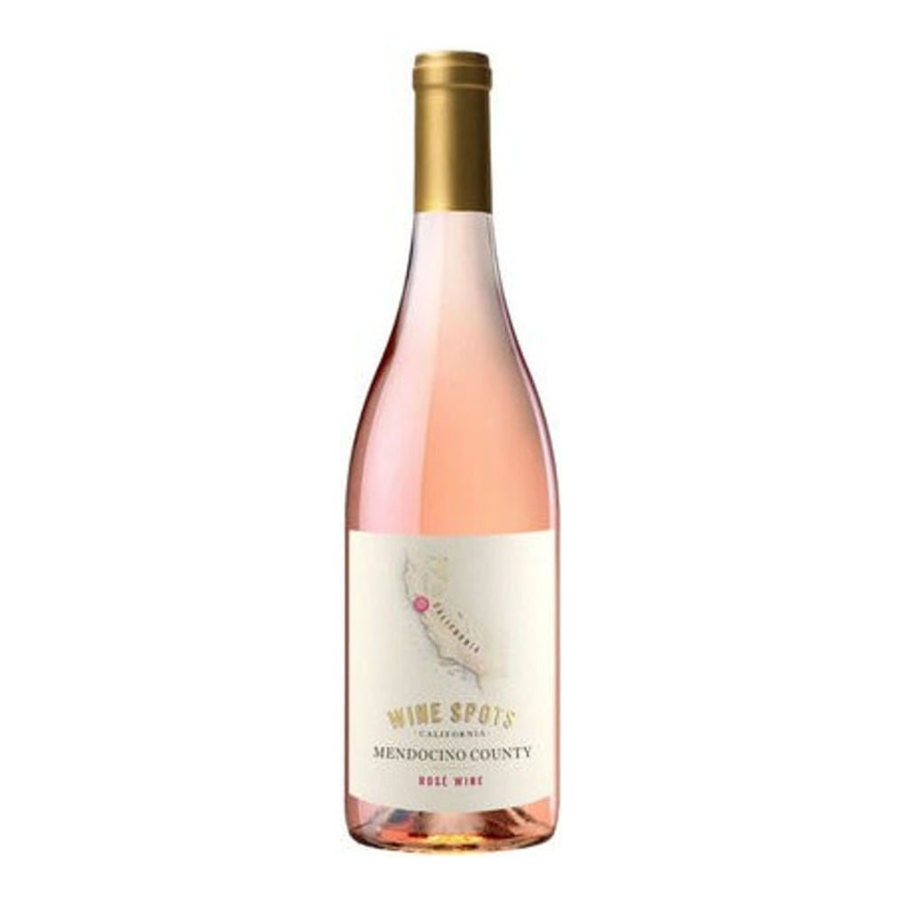 Wine Spots Mendocino County Rose Wine 0.75L