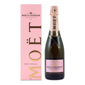 Moet & Chandon Imperial Brut Rose NV 0.75L