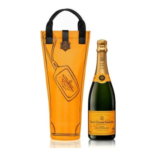 Veuve Clicquot Brut Shopping Bag Limited Edition Champagne 0.75L