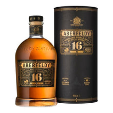 Load image into Gallery viewer, Aberfeldy 16 Year Old  Madeira Casks Single Malt Scotch Whisky  1L