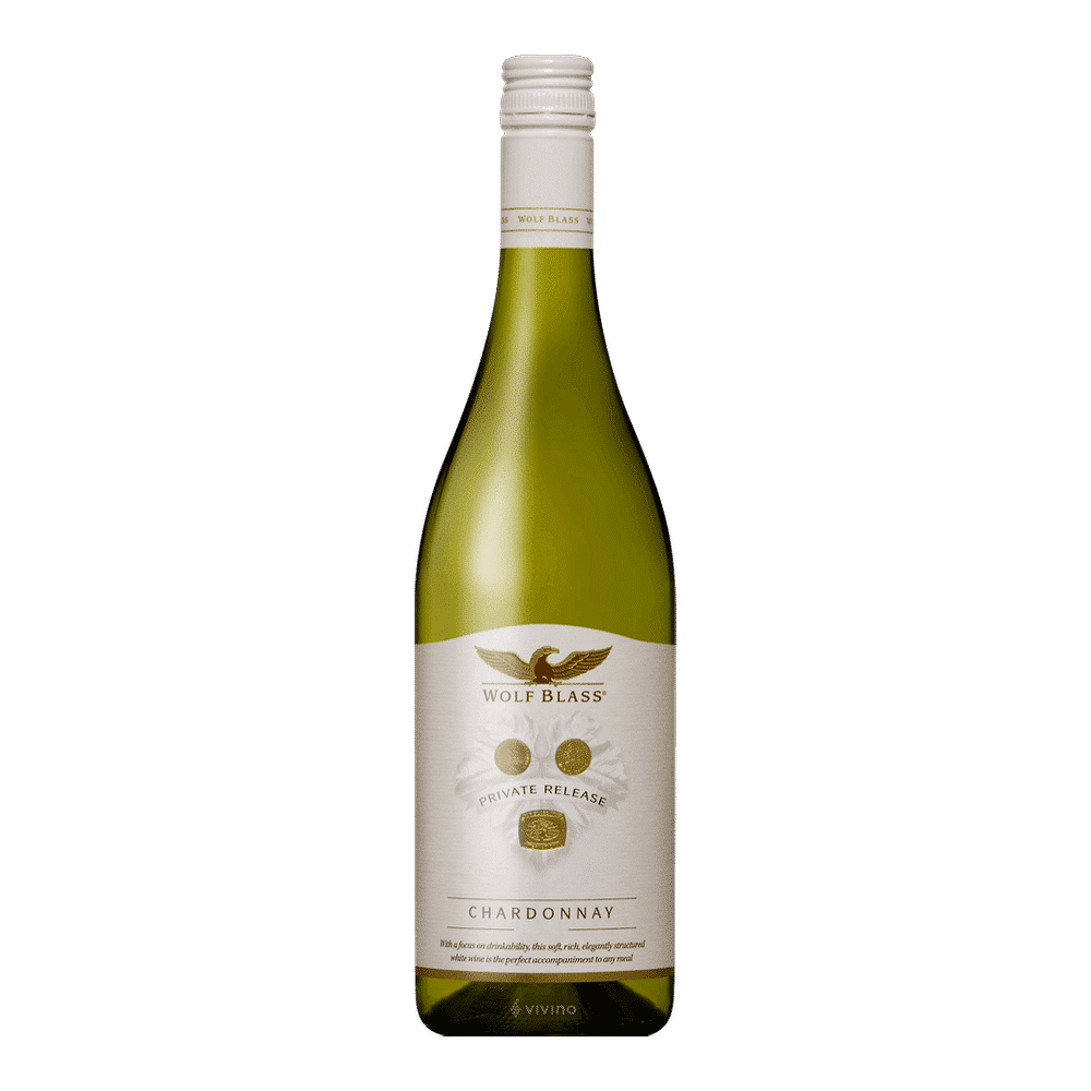 Wolf Blass Private Release Chardonnay 0.75L