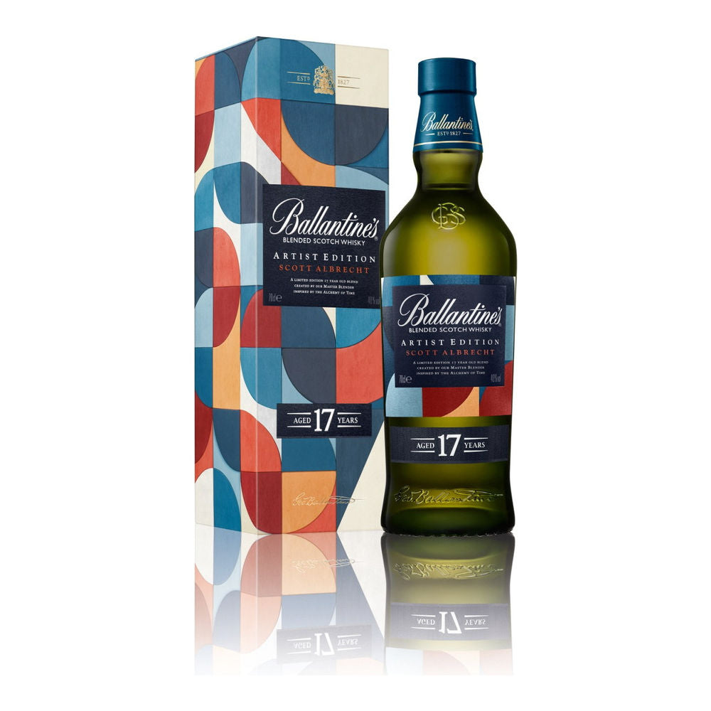 Ballantine's 17 Year Old Artist Edition 0.7L