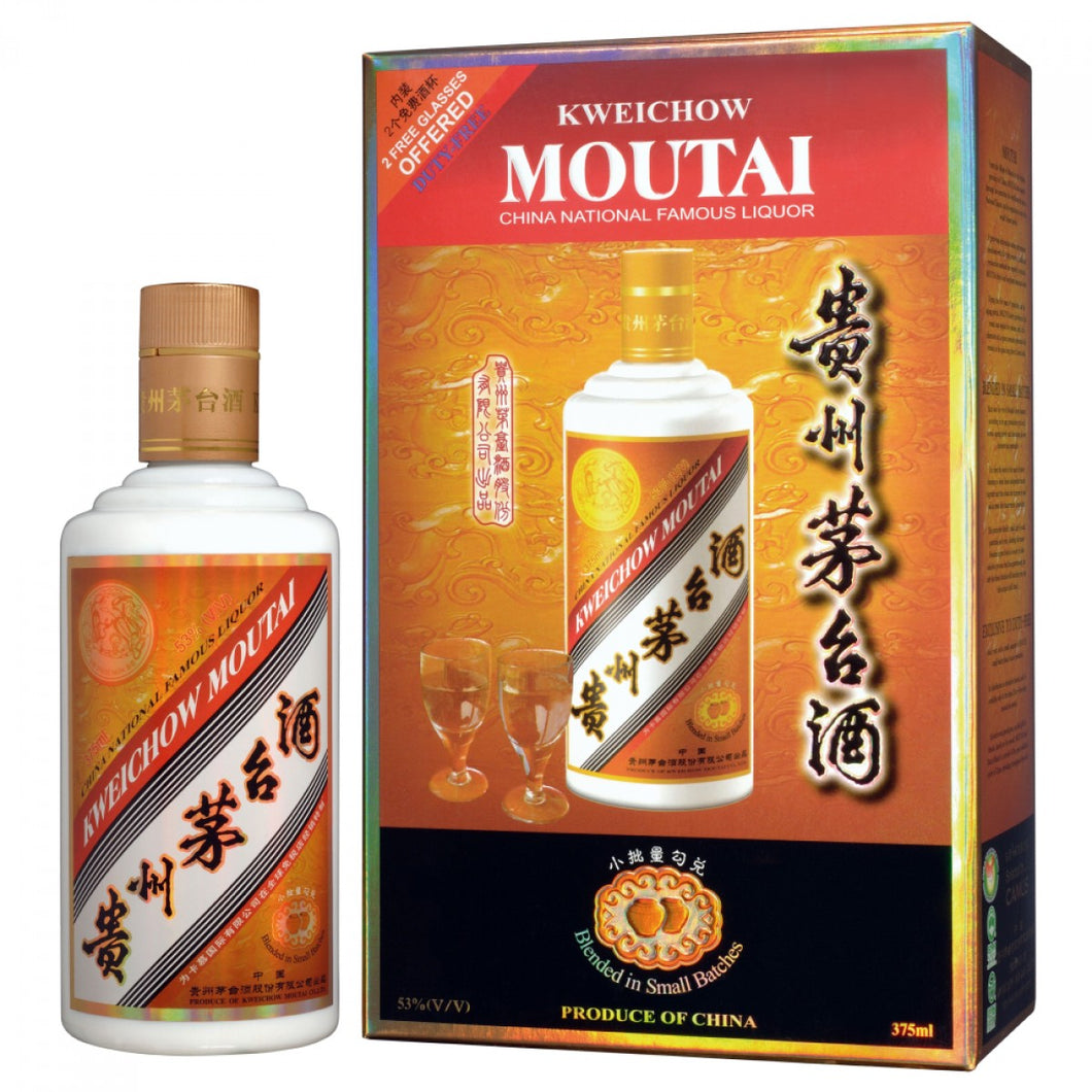 Kweichow Moutai Small Batch Blend 0.375L