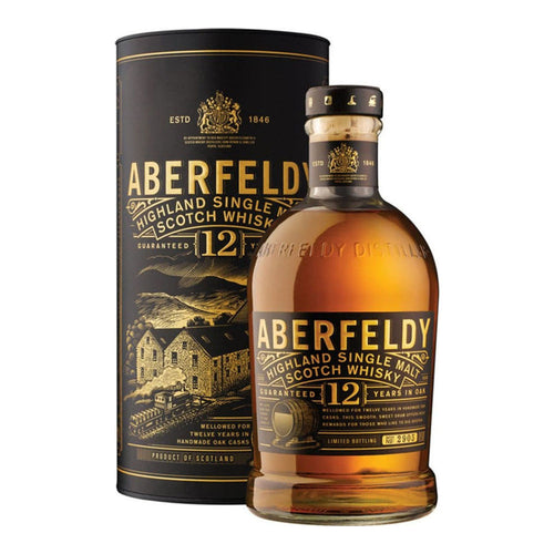 Aberfeldy 12 Year Old 1L