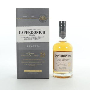 Caperdonich 25 Year Old Peated Speyside Single Malt Scotch Whisky