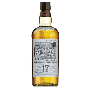 Craigellachie 17 Year Old 0.7L