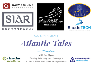 Atlantic Tales | Clare FM | SIAR Photography