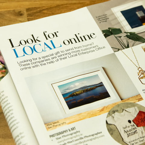 Look for Local Online - SIAR Photography - Irish Country Magazine