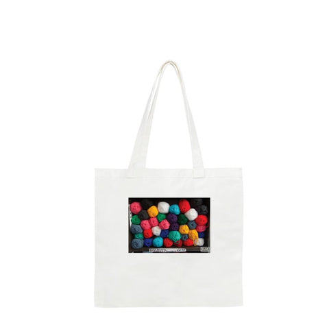 Blockbuster Wool - Tote Bag