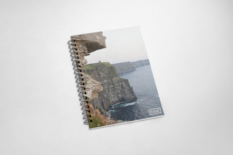 Cliffs of Moher | Notebook
