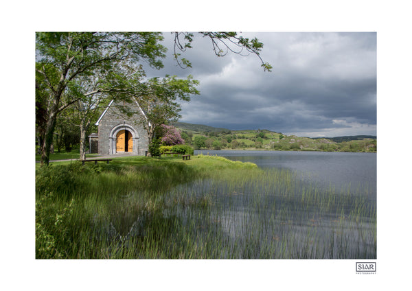 Gougane Barra Church County Cork