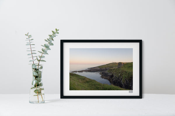 Galley Head Lighthouse & Dundeady Castle | West Cork