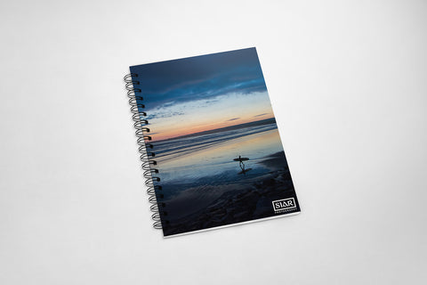 Lahinch Surfer | Notebook