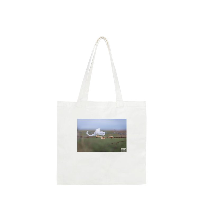 Plastic Wool - Tote Bag