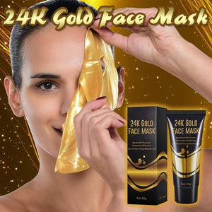 24K Golden Mask - Collagen Peel OFF Mask
