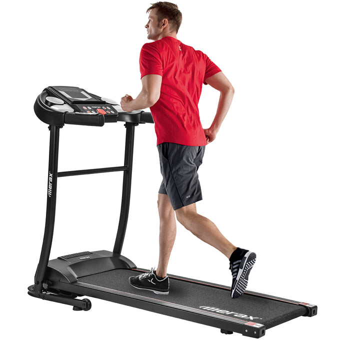 Folding Electric Treadmill Motorized Running Machine by WM version
