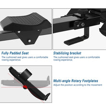 Load image into Gallery viewer, Foldable Magnetic Rower Rowing Machine with 8 Resistance for Full Body Exercise by MRS version