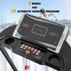 Electric Treadmill Motorized Running Machine by WM version