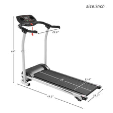 Load image into Gallery viewer, 1200W Electric Treadmill Folding Motorized Running Machine by WM version