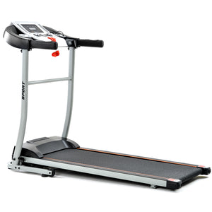 Folding Treadmill with Safety Lock, LCD Monitor, Indoor Activity( New) by WM version